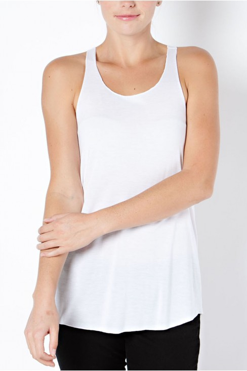 Tank Top - White